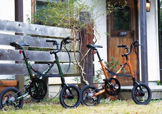 自転車PECO